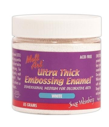 42068 Melt Art - Ultra Thick Embossing Enamel - White.