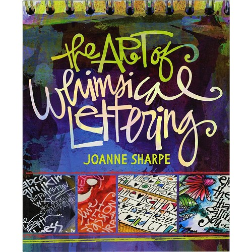 43317 Interweave Press The Art Of Whimsical Lettering (ENG).