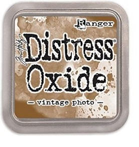 43593 Ranger Tim Holtz Distress Oxides Ink Pad Vintage Photo.