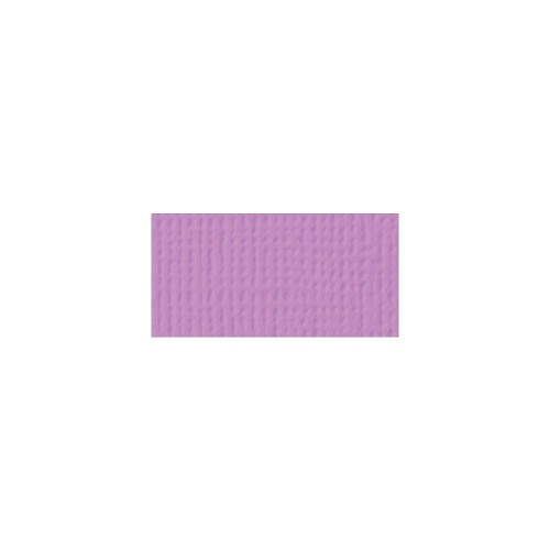 44064 American Crafts Textured Cardstock 30,5x30,5 cm Orchid (71012).