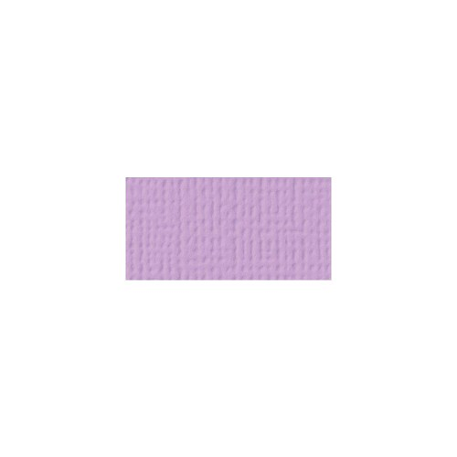 44065 American Crafts Textured Cardstock 30,5x30,5 cm Lilac (71013).
