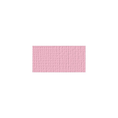 44066 American Crafts Textured Cardstock 30,5x30,5 cm Blush (71014).