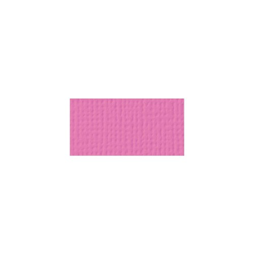44068 American Crafts Textured Cardstock 30,5x30,5 cm Lip Gloss (71016).