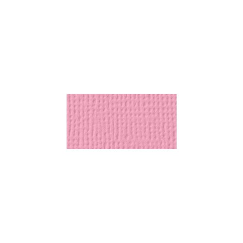 44070 American Crafts Textured Cardstock 30,5x30,5 cm Cotton Candy (71461).