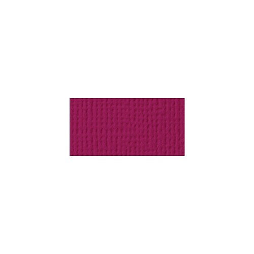 44085 American Crafts Textured Cardstock 30,5x30,5 cm Boysenberry (71497).