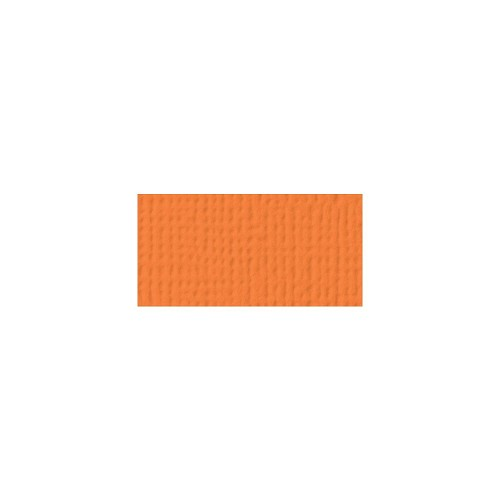 44097 American Crafts Textured Cardstock 30,5x30,5 cm Carrot (71032).