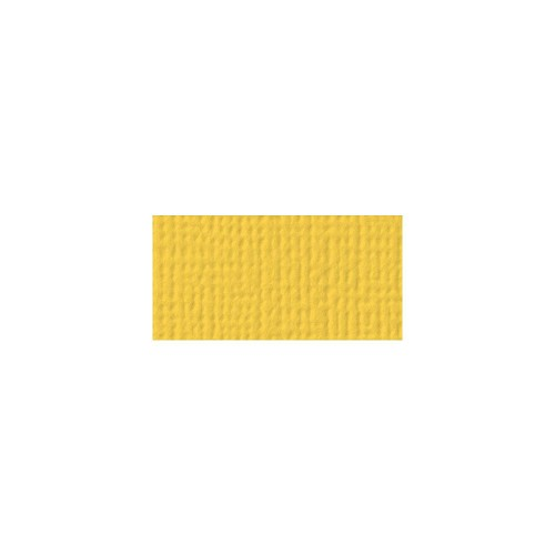 44105 American Crafts Textured Cardstock 30,5x30,5 cm Sunflower (71038).