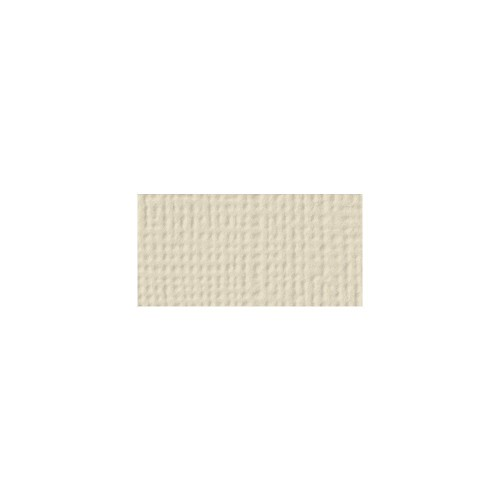 44112 American Crafts Textured Cardstock 30,5x30,5 cm Straw (71042).