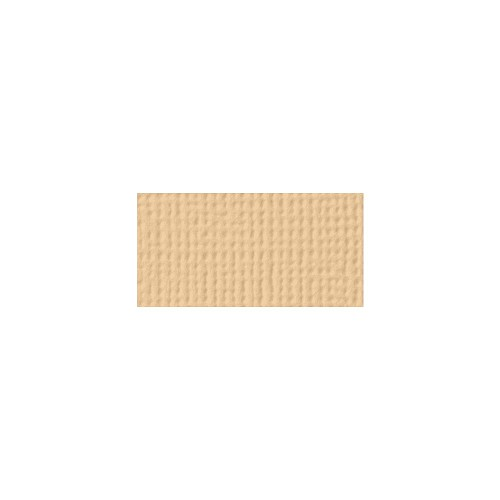 44113 American Crafts Textured Cardstock 30,5x30,5 cm Latte (71503).