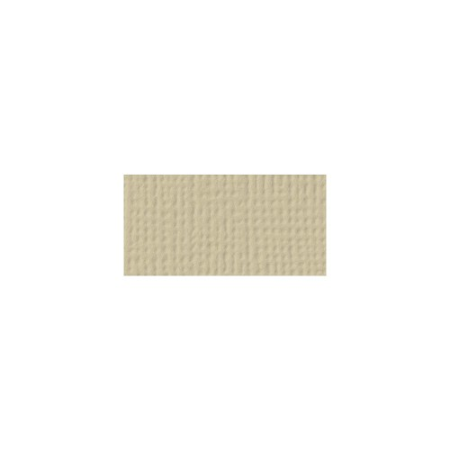 44115 American Crafts Textured Cardstock 30,5x30,5 cm Sand (71043).