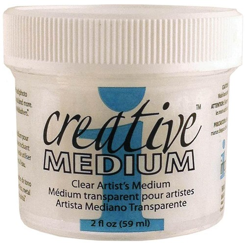 45115 Imagine Creative Medium 2oz Clear Original.