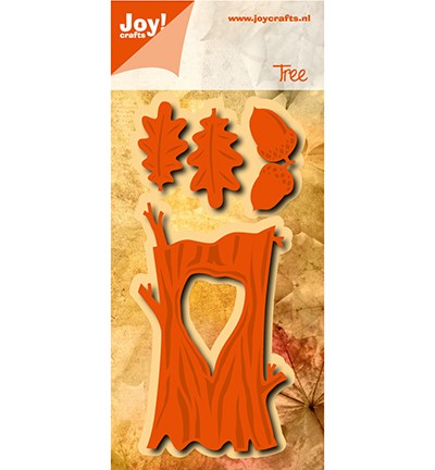 45167 Joy Crafts Cutting & Embossing Herfst boom (6002/0966).