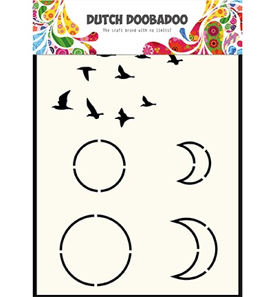 45390 Dutch Doobadoo  Mask Art Sky (470.715.401).