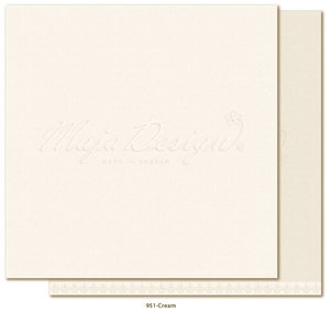 45667 Monochromes - Shades of Winterdays - Creme.