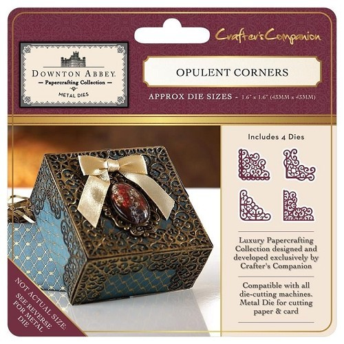 46307 Crafter`s Companion Opulent Corners.