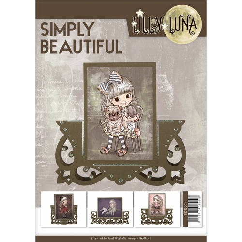 46464 Simply Beautiful Lilly Luna (SBC10001).