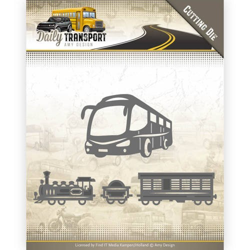 46477 Dies - Amy Design - Daily Transport - Public Transport (ADD10131).