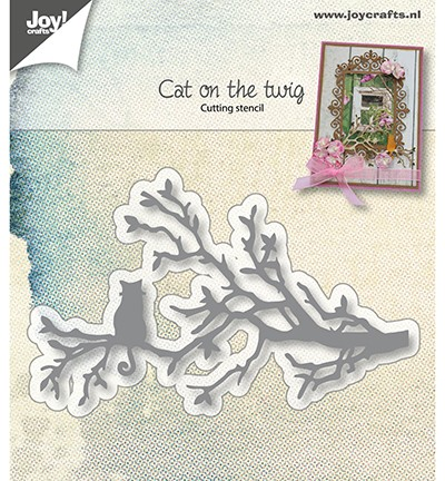 46653 Joy Crafts Cutting Embossing & Debossing Ooievaar (6002/0999).
