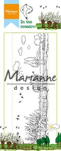 46860 Marianne Design Stempel Hetty`s In the Meadow (HT1633).
