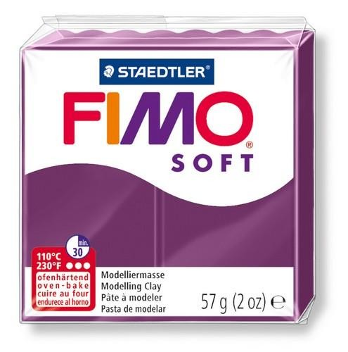 47279 Fimo Soft Royal Violet 57GR.