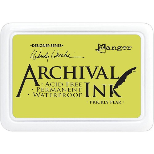 47625 Ranger Wendy Vecchi Archival Ink Pad Prickly Pear.