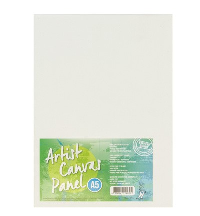 48209 Kippers Canvas Board A5.