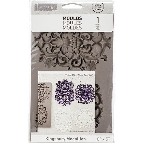 48993 Prima Re-Design Decor Mould Kingsbury Medallion (632267).