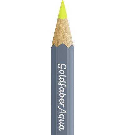49308 Faber Castell Goldfaber Aquarelpotlood Light Yellow Glaze 114604-104.