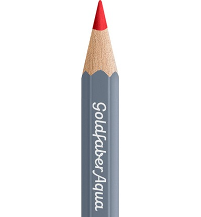 49315 Faber Castell Goldfaber Aquarelpotlood Pale Geranium Lake 11462-121.
