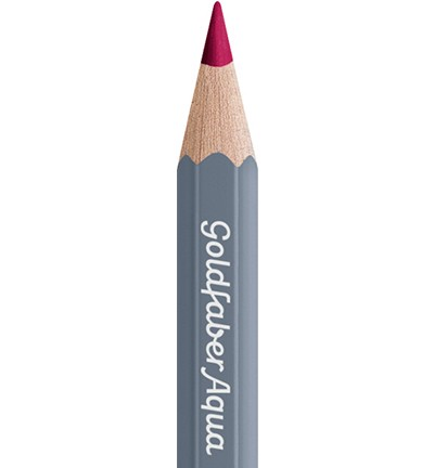 49316 Faber Castell Goldfaber Aquarelpotlood Permanent Carmine 114626-126.