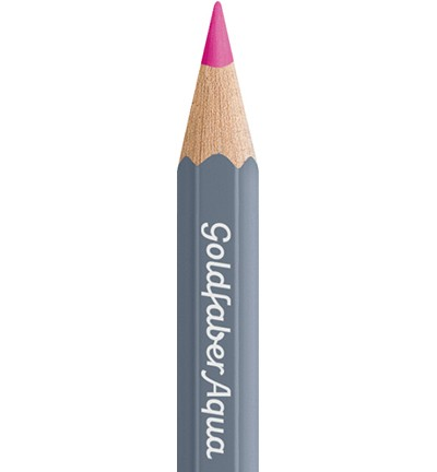 49322 Faber Castell Goldfaber Aquarelpotlood Fuchsia 114623-123.