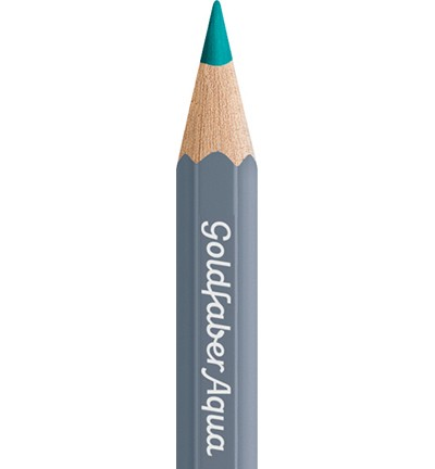 49335 Faber Castell Goldfaber Aquarelpotlood Cobalt Green 114656-156.
