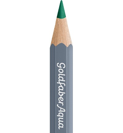 49337 Faber Castell Goldfaber Aquarelpotlood Light Phthalo Green 114662-162.