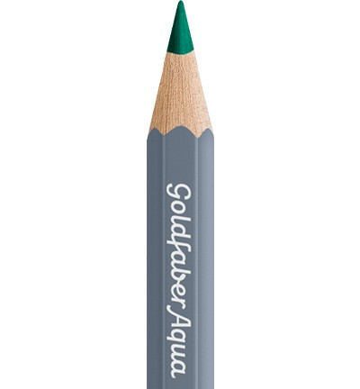 49338 Faber Castell Goldfaber Aquarelpotlood Phthalo Green 114661-161.