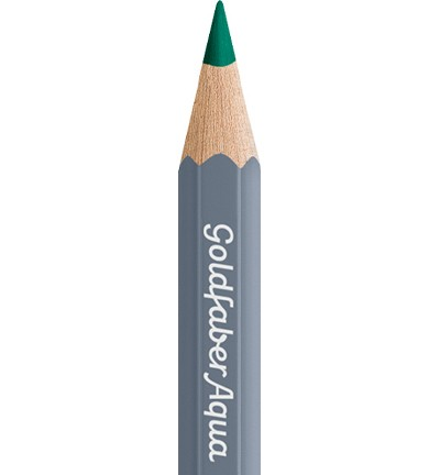 49339 Faber Castell Goldfaber Aquarelpotlood Emerald Green 114663-163.