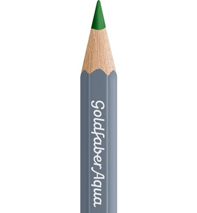 49340 Faber Castell Goldfaber Aquarelpotlood Permanent Green 114696-266.
