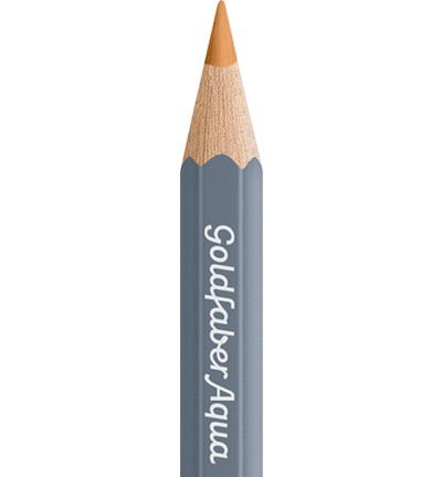 49346 Faber Castell Goldfaber Aquarelpotlood Burnt Ochre 114687-187.