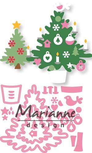 49421 Marianne Design Collectable Eline`s Kerstboom (COL1459).