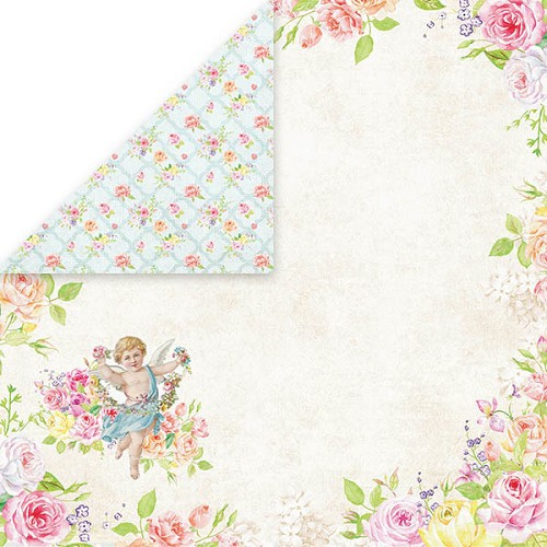49603 Craft and You Design AMORE MIO 2 Scrapbooking Doubles. Paper 12x12, 200gsm.