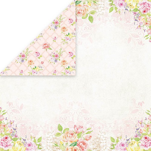 49605 Craft and You Design AMORE MIO 4 Scrapbooking Doubles. Paper 12x12, 200gsm.