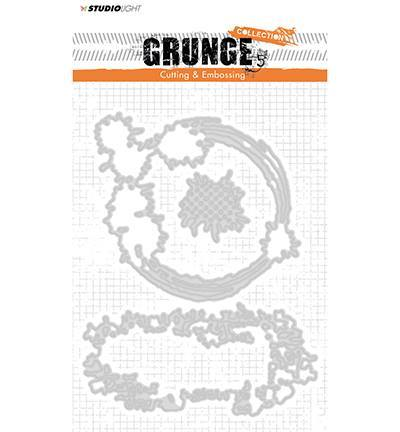 50259 Studio Light Cutting and Embossing Die, Grunge Collection nr.152.