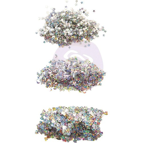 50537 Prima Sequin Pack Moon Child, Star/Moon/Heart, 3/Pkg (994778).