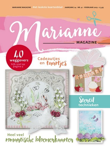 51299 Magaine Marianne Design Doe 41.