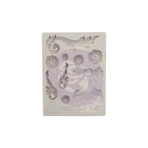 "51785 Prima Finnabair Decor Moulds 3.5""X4.5"" Fairy Garden (966591)."