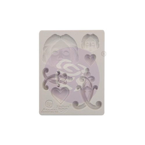 "51788 Prima Finnabair Decor Moulds 3.5""X4.5"" Anabelle (966577)."