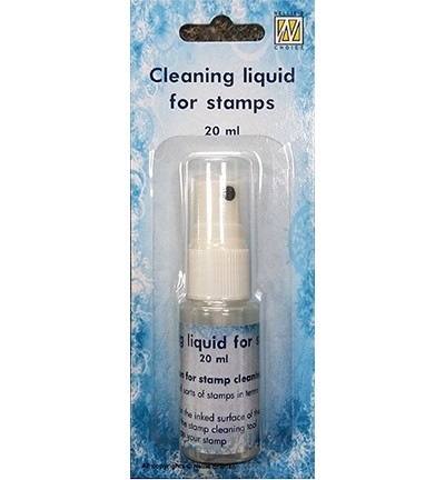 51811 Nellie`s Choice Cleaning Liquid for Stamps (CLFS001).