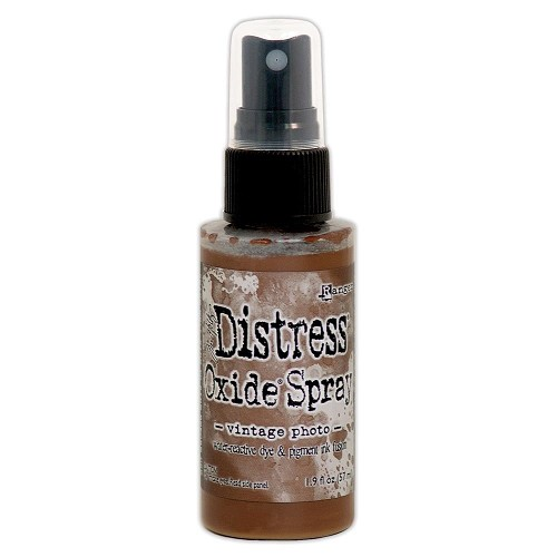 51907 Ranger Tim Holtz Distress Oxide Spray Vintage Photo.
