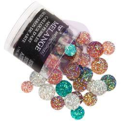 52710 Prima Finnabair Art Ingredients Melange Art Pebbles 110/Pkg Sugar (966287).