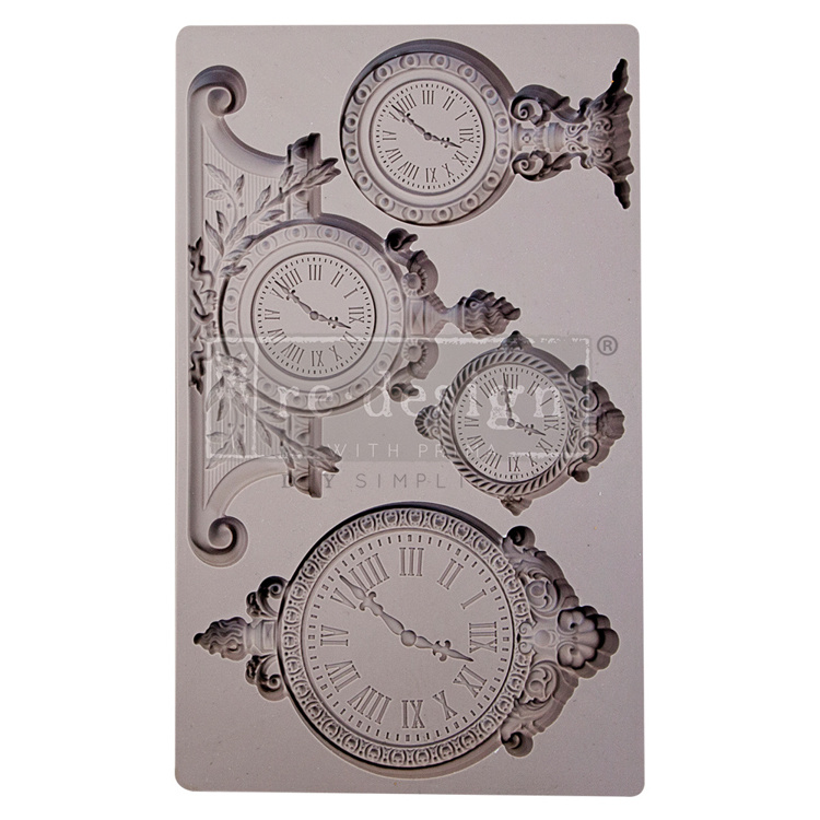 52745 Prima Marketing Elisian Clockworks 5x8 Inch Moulds (636319).
