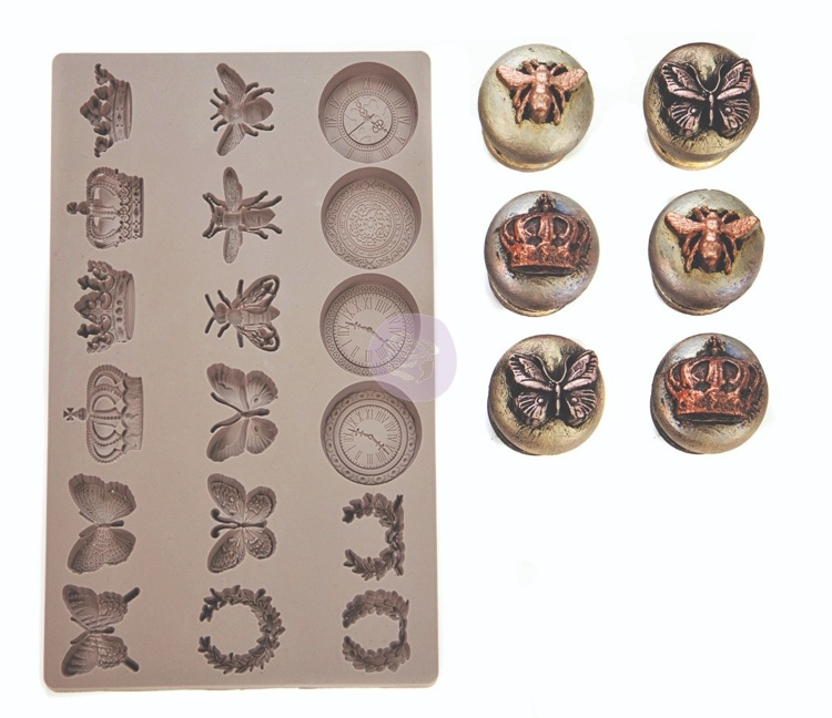 52746 Prima Marketing Regal Findings 5x8 Inch Mould (638863).